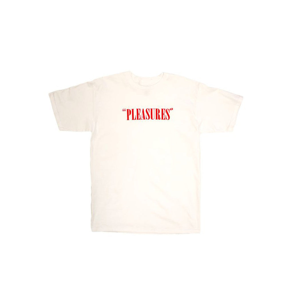Mark Of The Beast Tee White