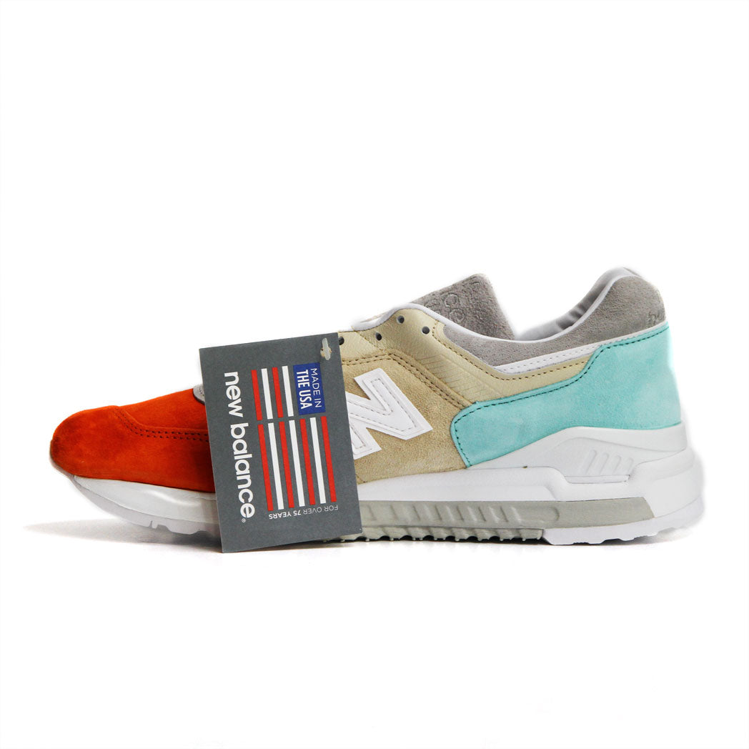 "New Balance x Ronnie Fieg 977.5 ""Cyclades"""