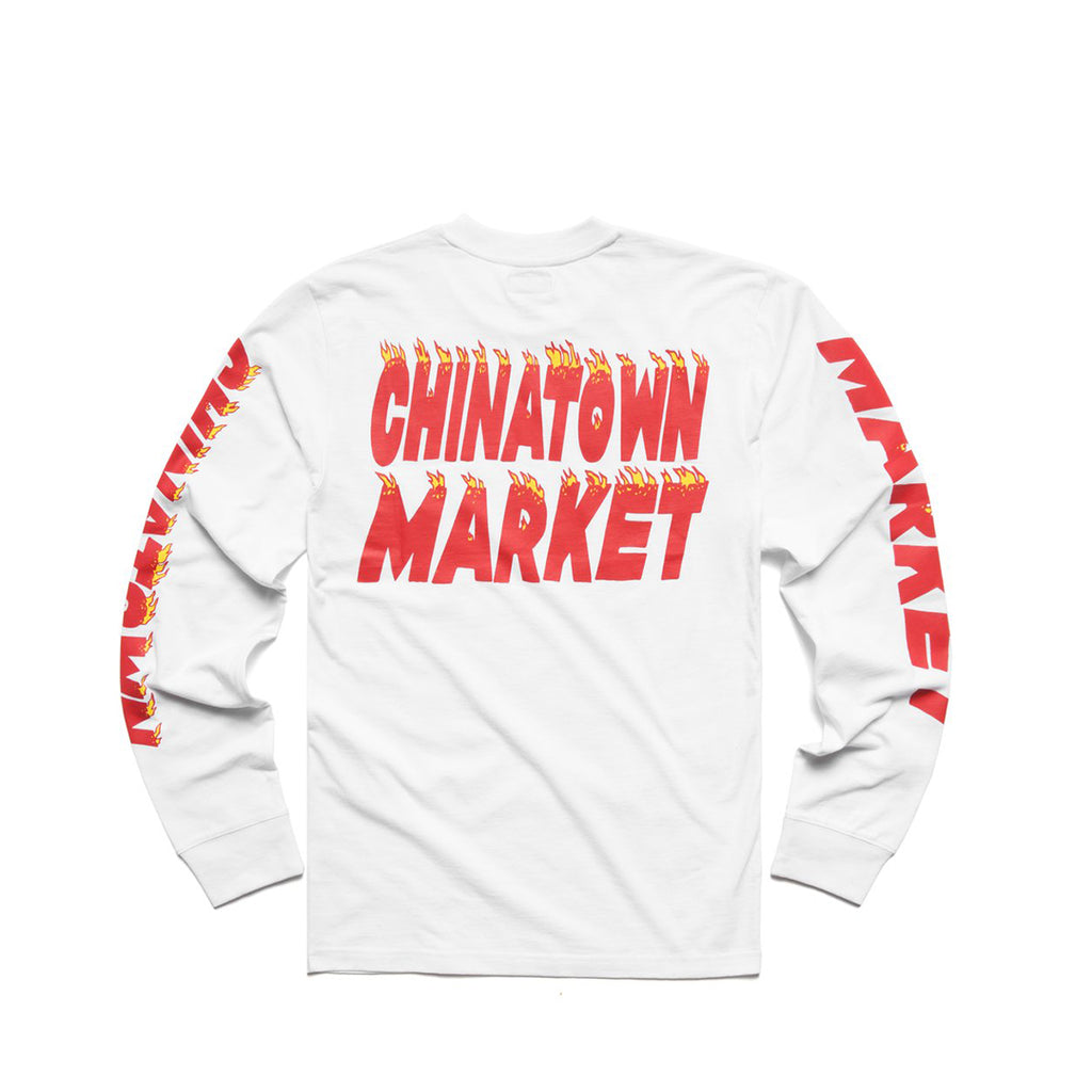 FLAMES LONG SLEEVE