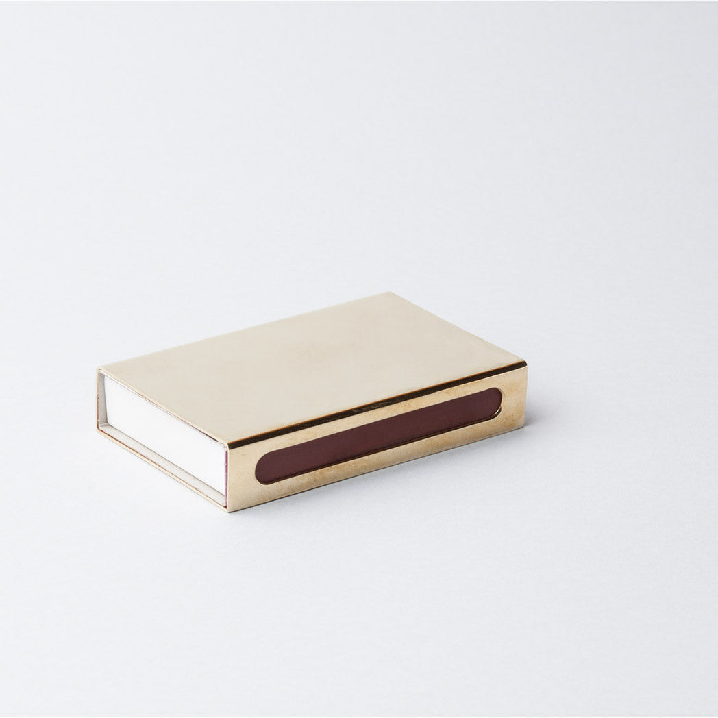 Oversized Matchbox Tarek Elkassouf Closed
