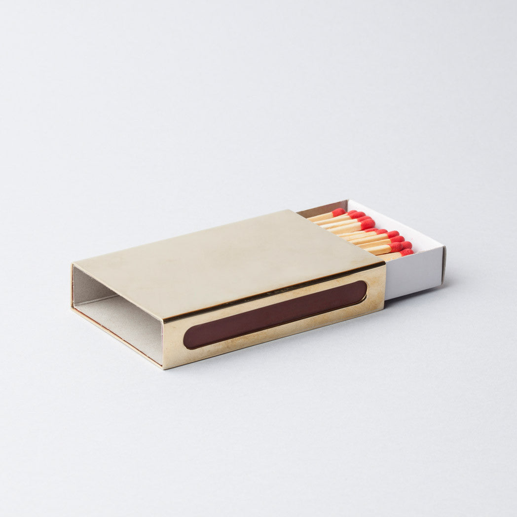 Oversized Matchbox Tarek ElKassouf Open