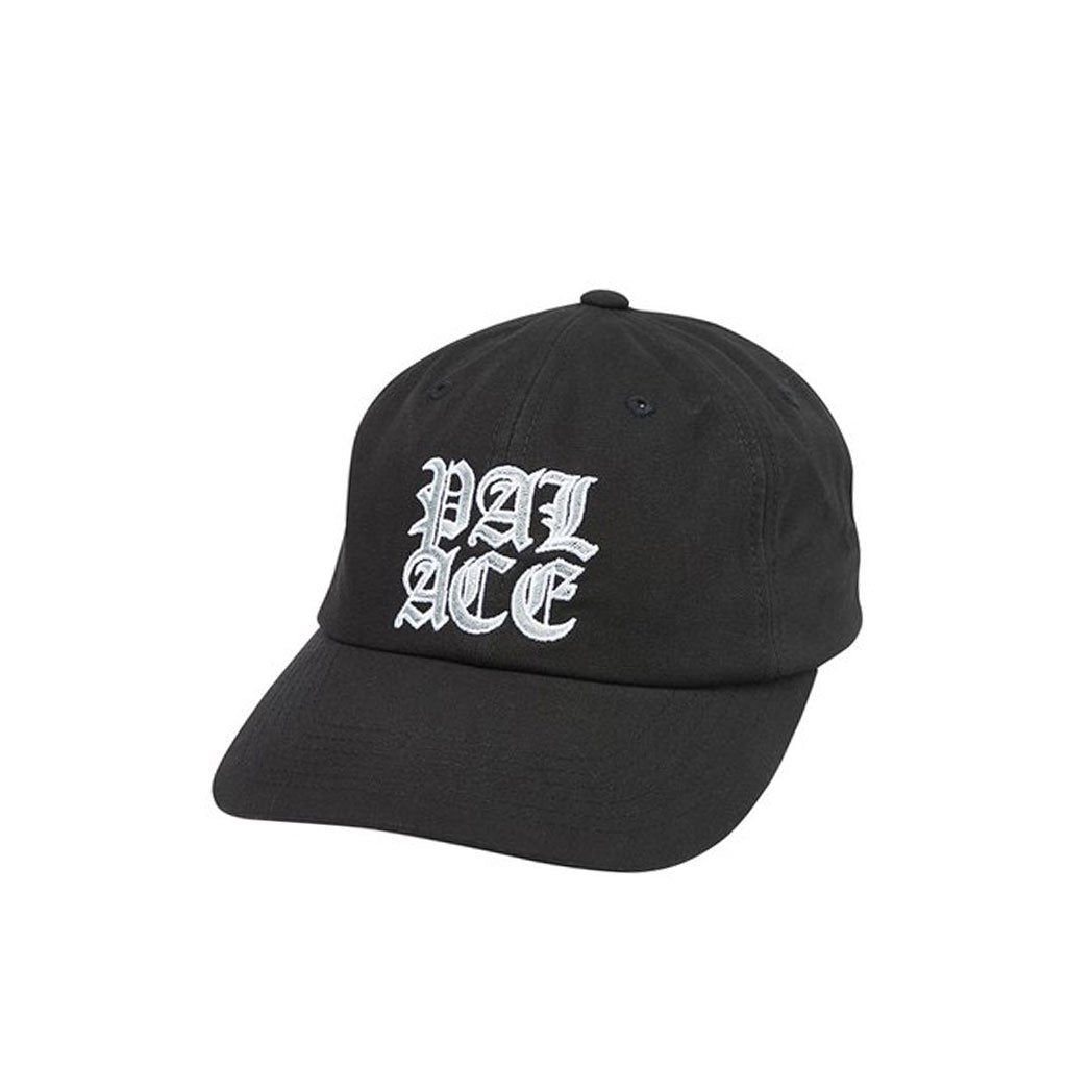 DAS CHAIN 6-PANEL BLACK