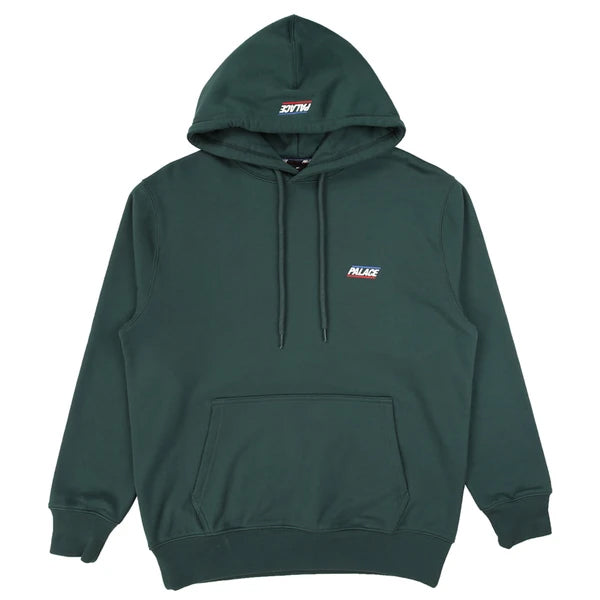 BASICALLY A HOOD DARK GREEN