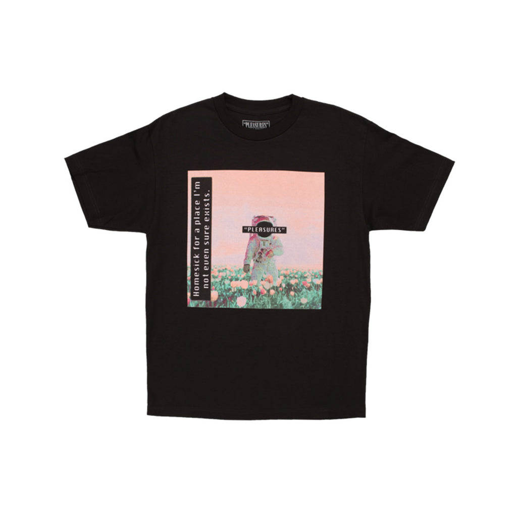 Pleasures Homesick T-Shirt Black