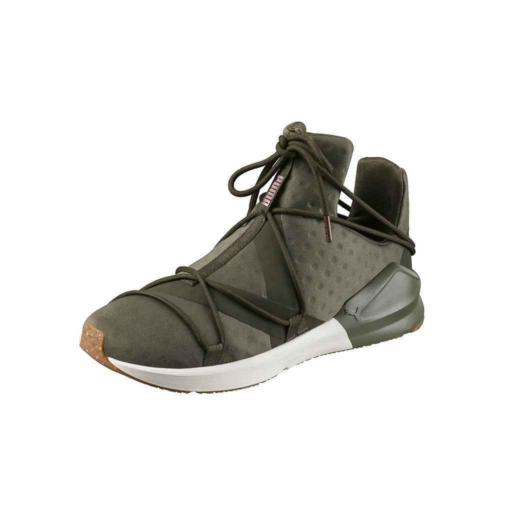 PUMA FIERCE ROPE OLIVE