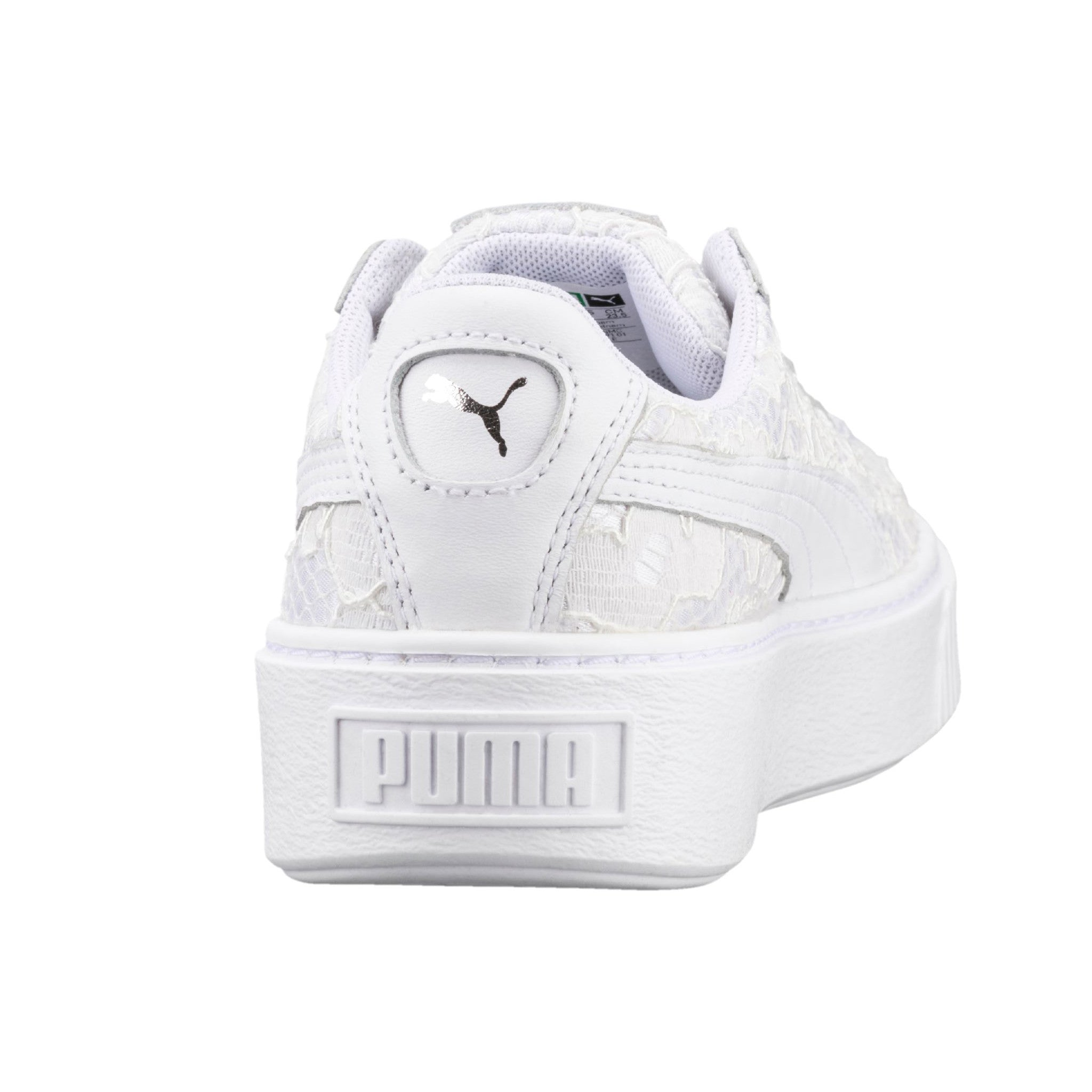 Basket Platform FO Trainers White