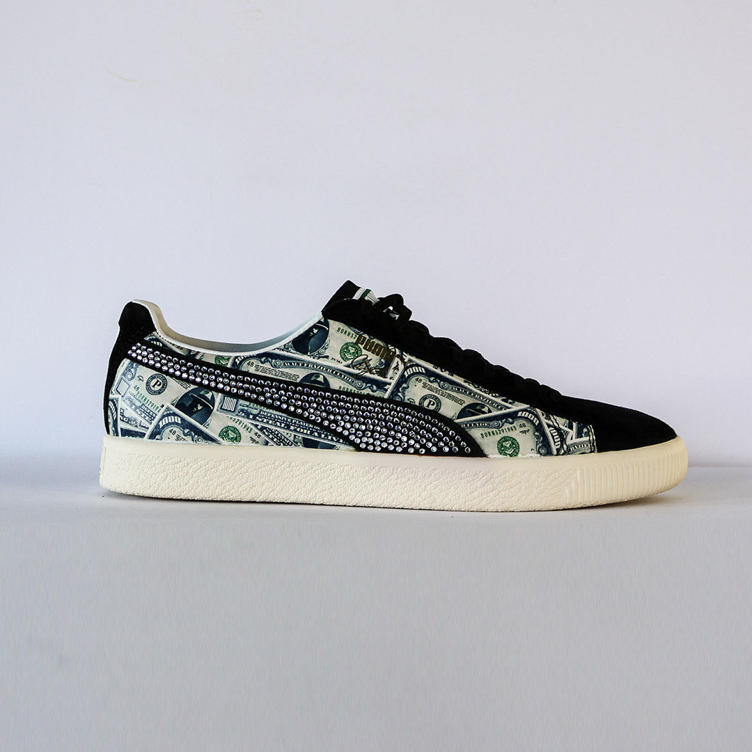 on sale e44e9 dc51f Puma Clyde x Mita