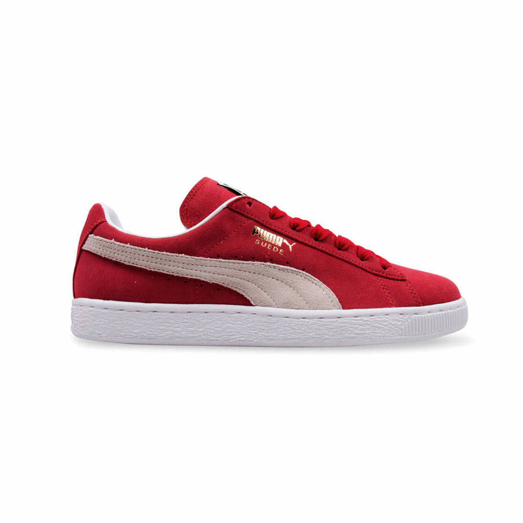 Suede Classic Red
