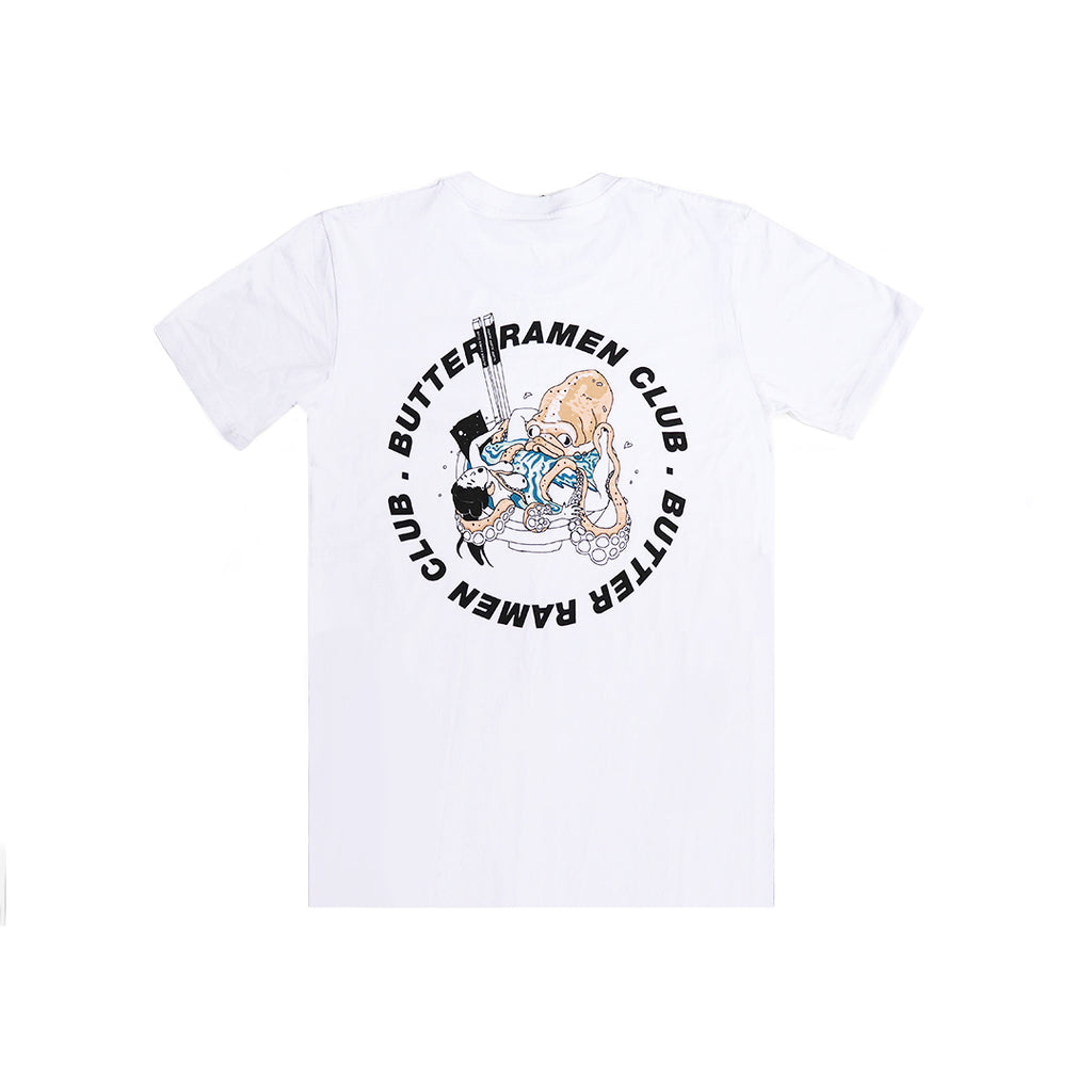 BUTTER RAMEN CLUB THE FISHERMAN'S WIFE T-SHIRT