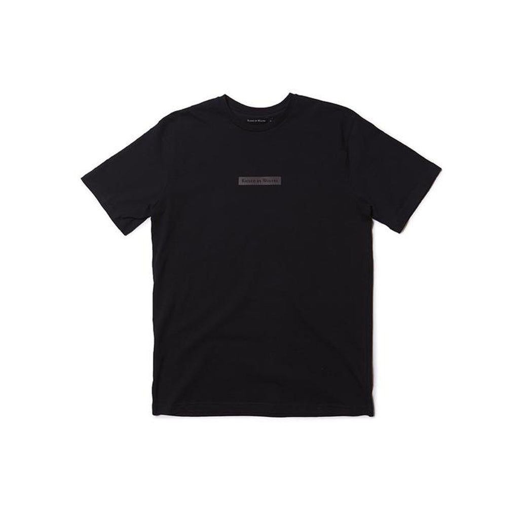 3M Box Logo T-Shirt Black