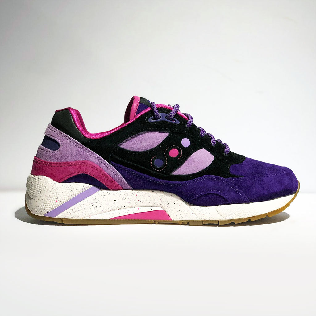 "Saucony G9 Shadow 6 Feature ""The Barney"""