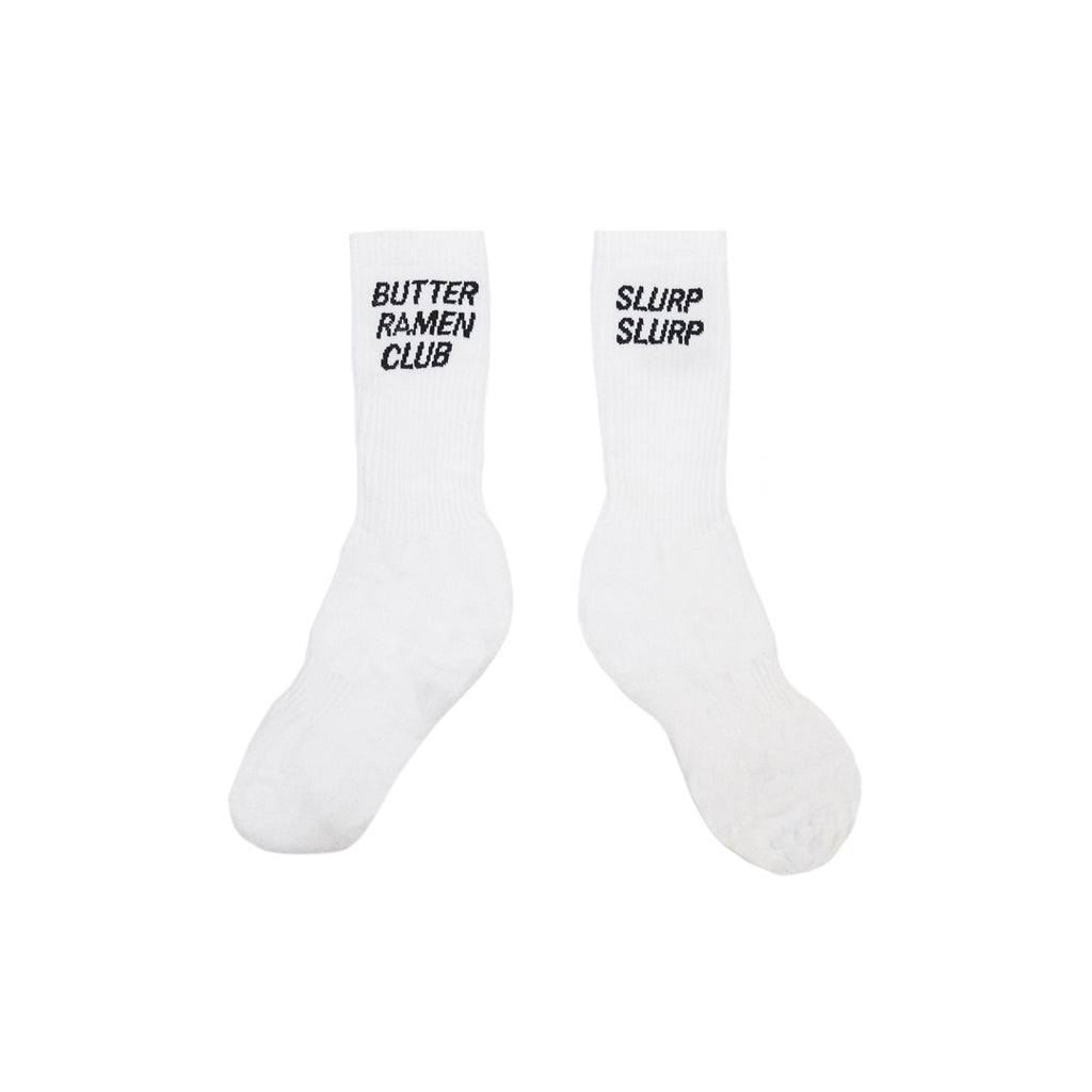 BUTTER RAMEN CLUB SLURP SOCKS