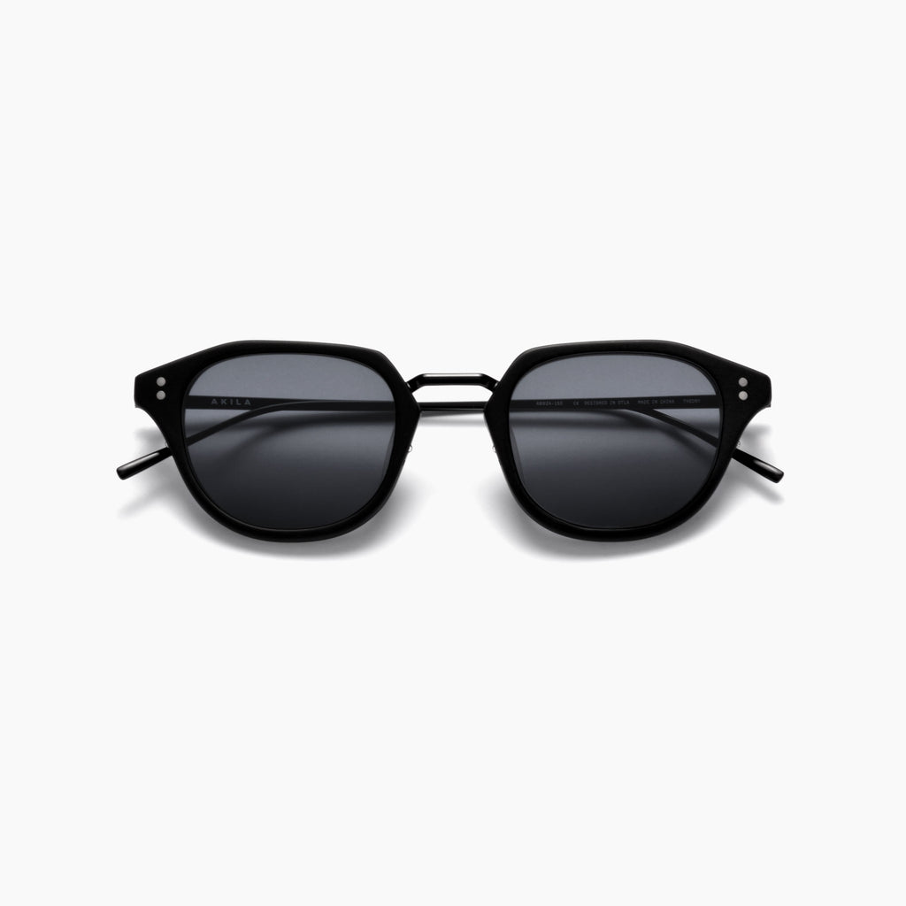 THEORY SUNGLASSES BLACK