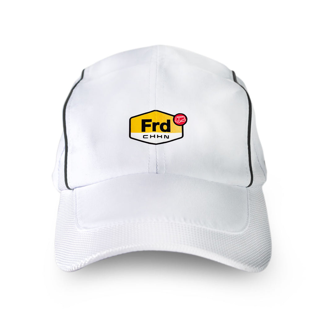 BUTTER FRY-FIT WHITE HAT
