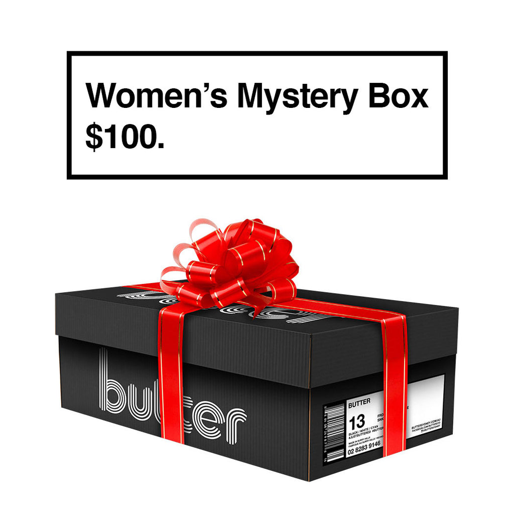 BUTTER'S MYSTERY BOX (WOMENS) - $100