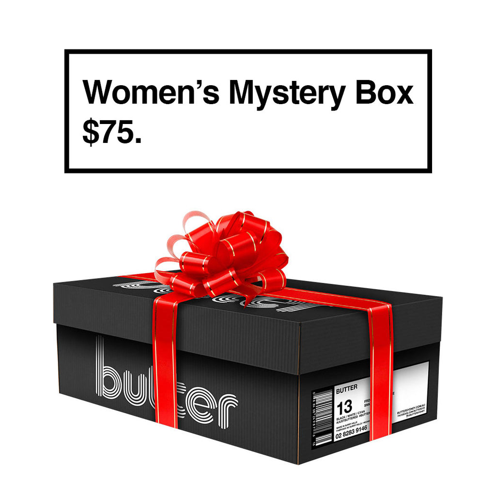 BUTTER'S MYSTERY BOX (WOMENS) - $75