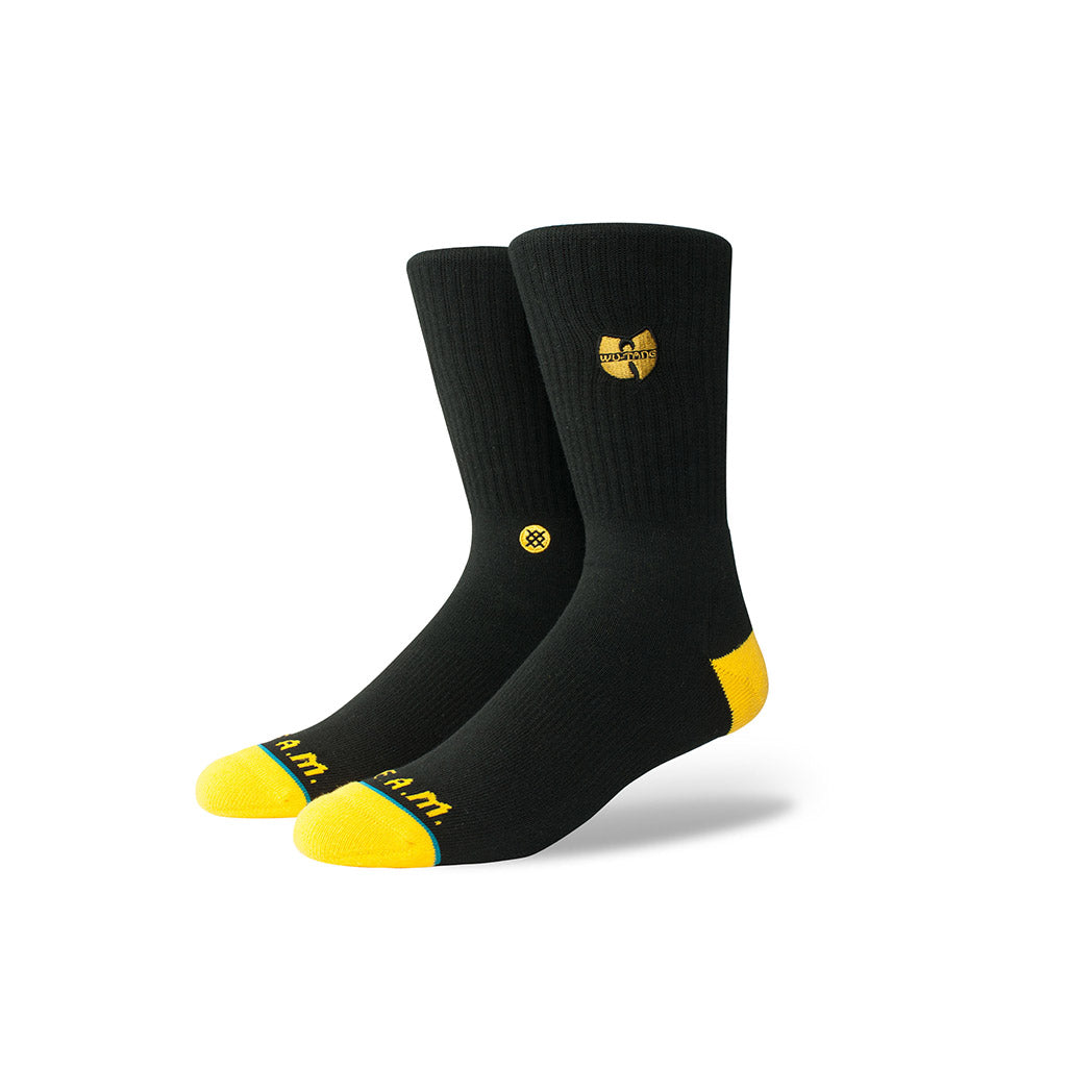 WU-TANG PATCH SOCK