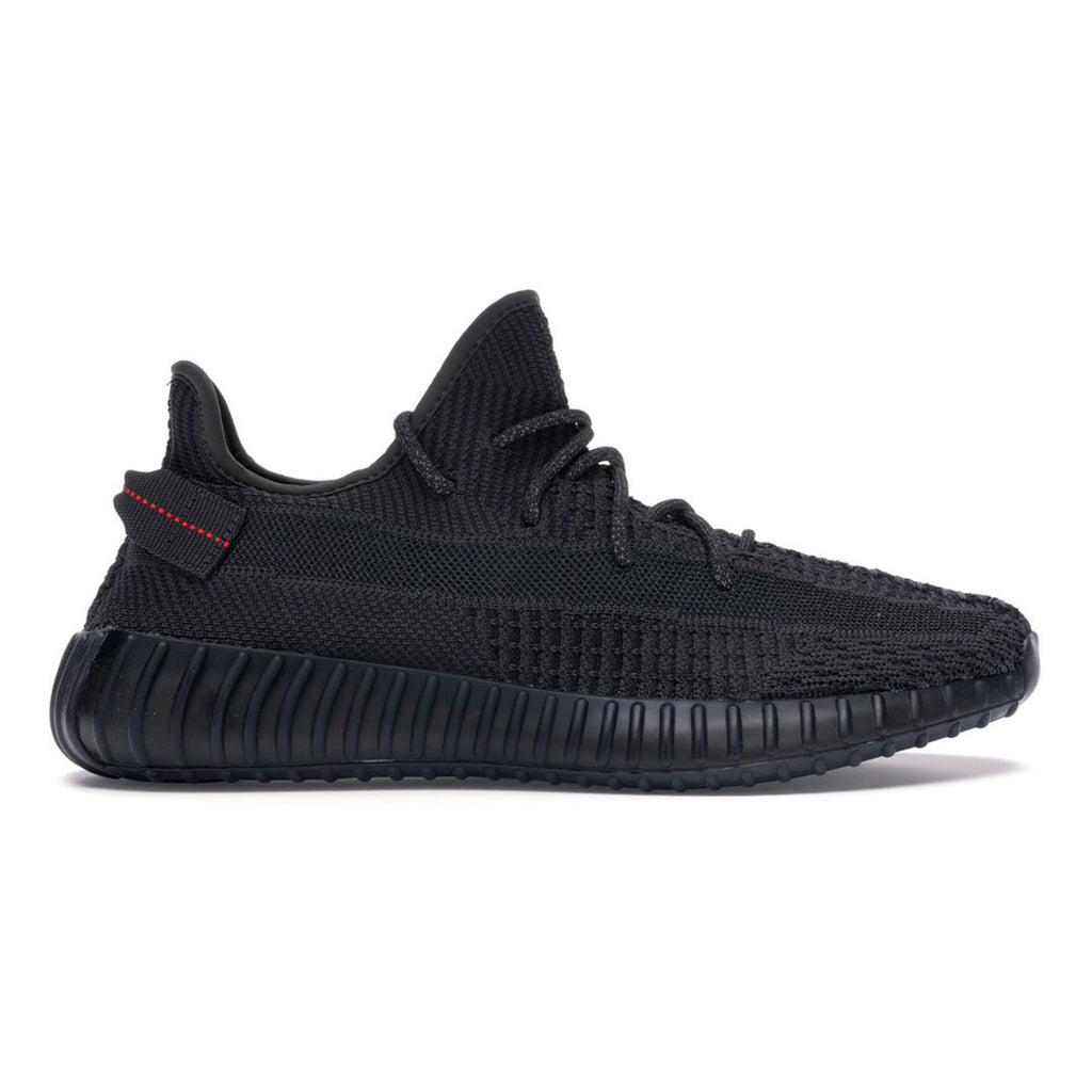 "Yeezy 350 v2 ""Black Non-Reflective"" (WORN)"