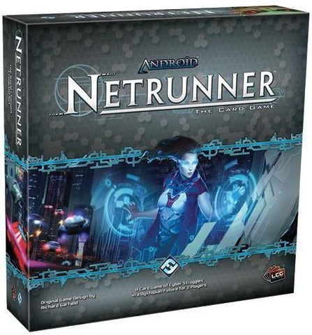 Android Netrunner LCG: Core Set