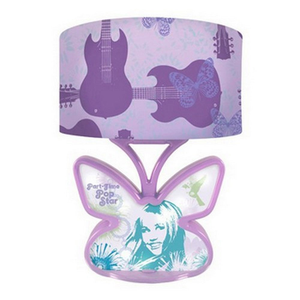 KNG America 001169 Hannah Montana Table Lamp