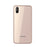 DOOGEE X50 5.0 Inch Fashion Elegant Quad-core Smart Phone-Gold