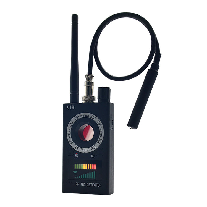 RF Signal Detector Bug Anti-spy Detector Camera GSM Audio Finder GPS Scanner (European regulations)