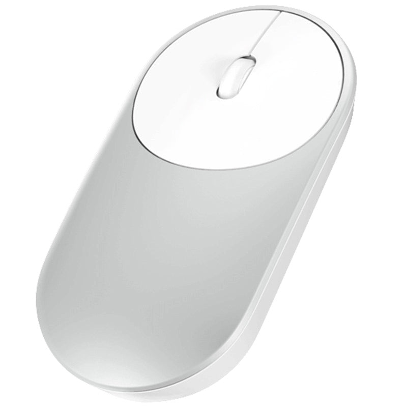 Xiaomi Mi Wireless Mouse - Bluetooth 4.0, 2.4G Connectivity, 2x AAA Battery, 1200DPI, Ultra-Sleek And Light Weight