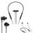 DRIIFTER Neckband In-Ear Headphone- Black