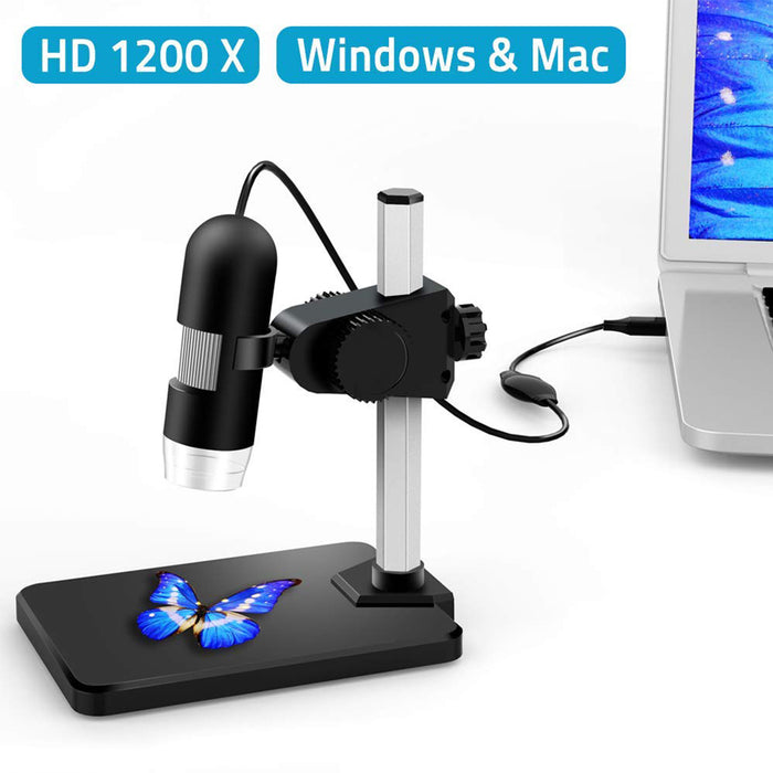 5X Zoom Mini Inspection Digital Microscope