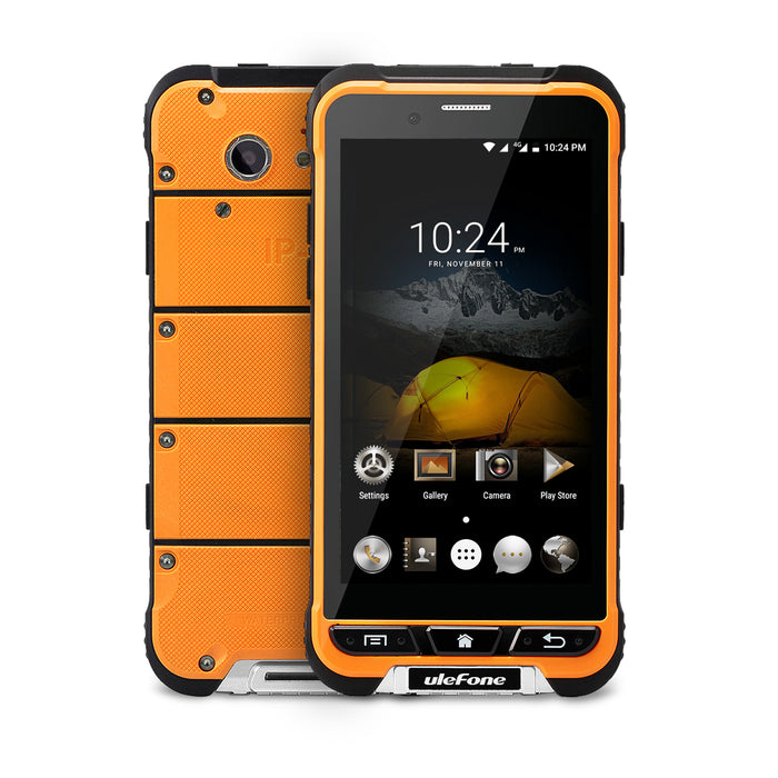 Ulefone Armor 4.7 Inch Android 6.0 Unlocked Smartphone-Orange