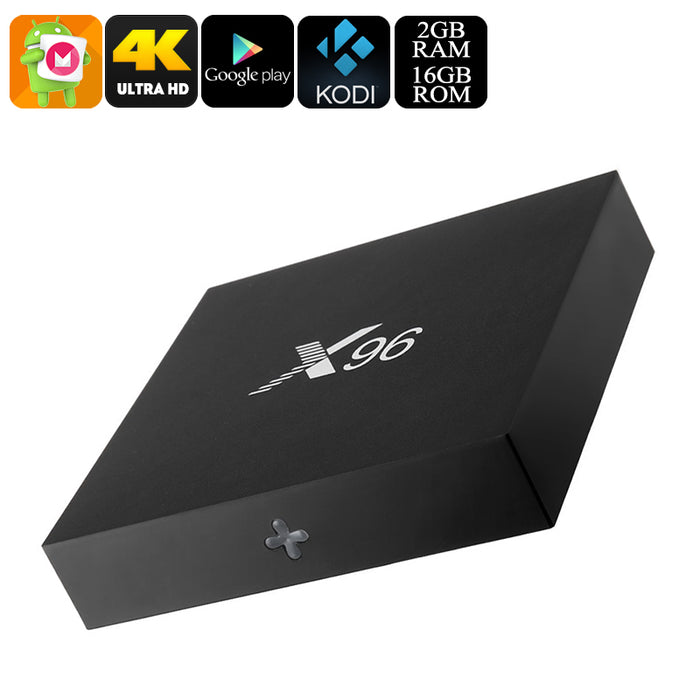 Generic X96 Android 6.0 TV Box (16GB) Android TV Box Kodi Box Google TV