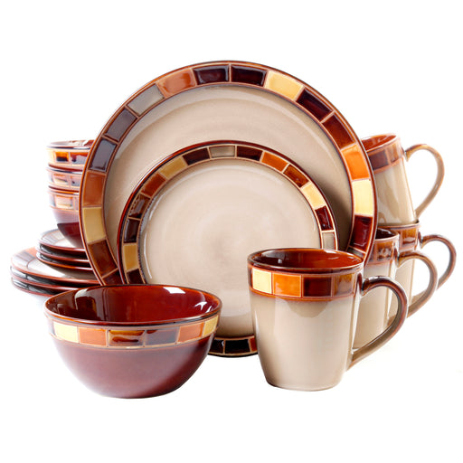 Casa Estebana 16 pc Dinnerware Set
