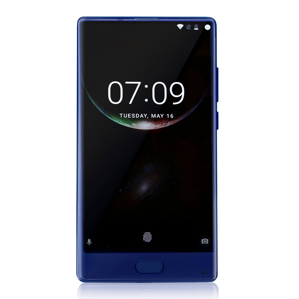 DOOGEE MIX 5.5 Inch 6+64 GB Smart Phone-Coral Blue
