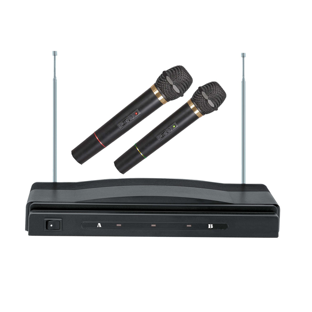 SC-900 Professional Wireless Dual Microphone System