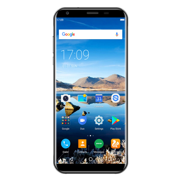 OUKITEL K5 5.7 Inch 18:9 Android 7.0 2+16GB 4000mAh Battery Blue Smart Phone