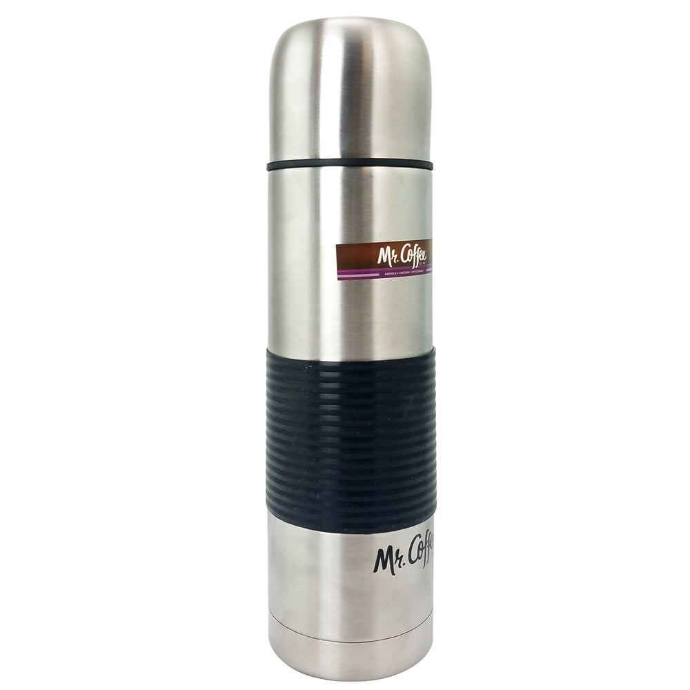 Mr Coffee Javelin 16 oz. Travel Thermal Bottle