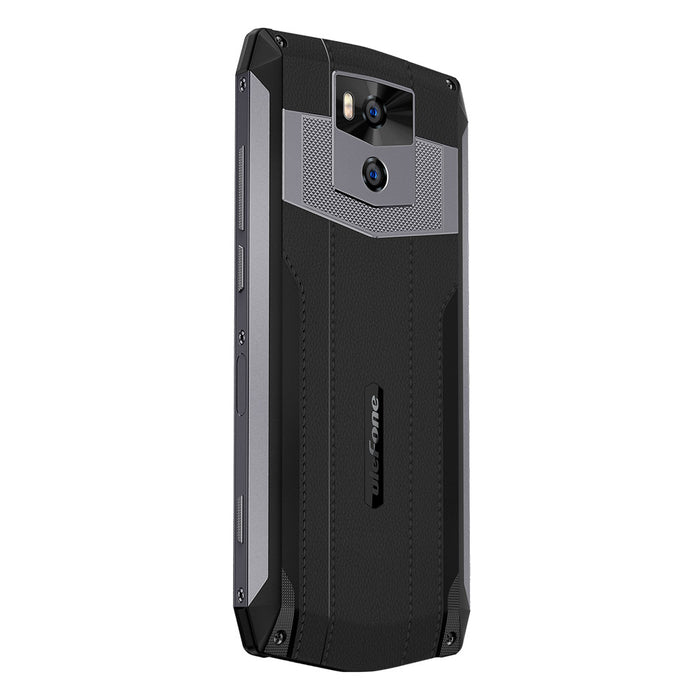 "ULEFONE Power 5 13000mAh 4G Smartphone 6.0"" FHD MTK6763 Octa Core Android 8.1 6GB+64GB Phone (Black)"