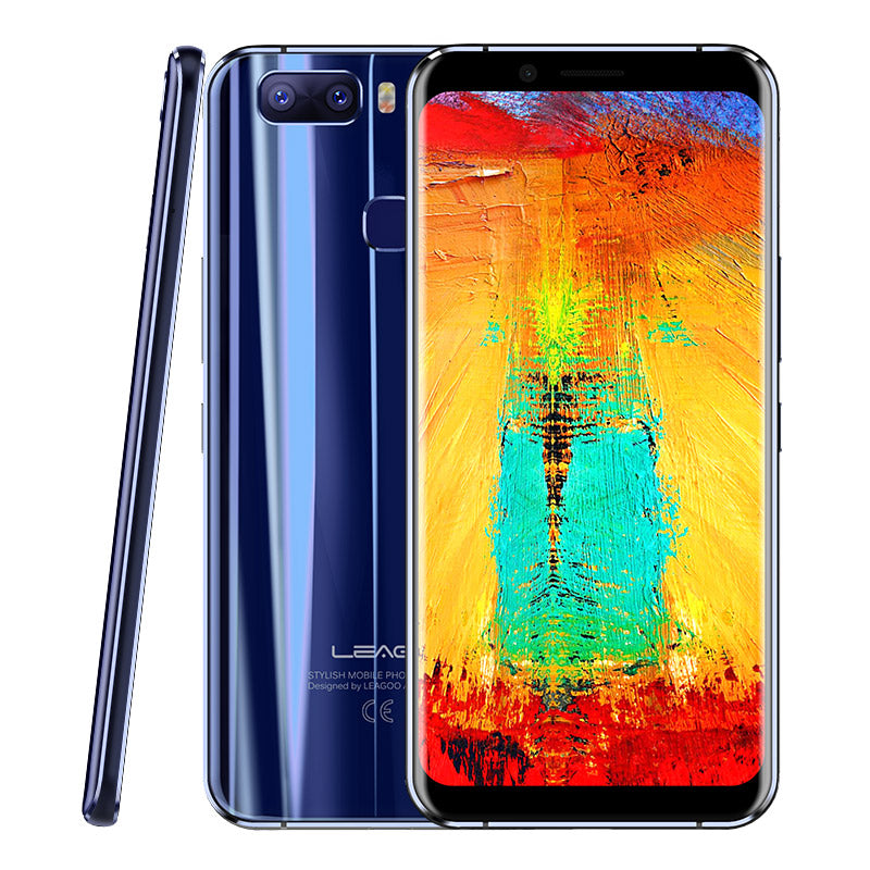 Leagoo S8 PRO 5.99 Inch 6GB RAM + 64GB ROM Smart Phone Blue