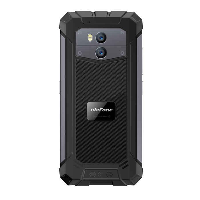 "ULEFONE Armor X Waterproof Mobile Phone Android 8.1 5.5"" HD Quad Core 2GB+16GB Smartphone (Black)"