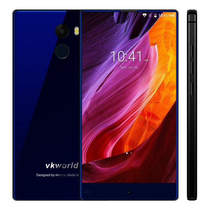 vkworld Mix Plus 5.5 Inches 3+32G Android 7.0 Mobile Phone