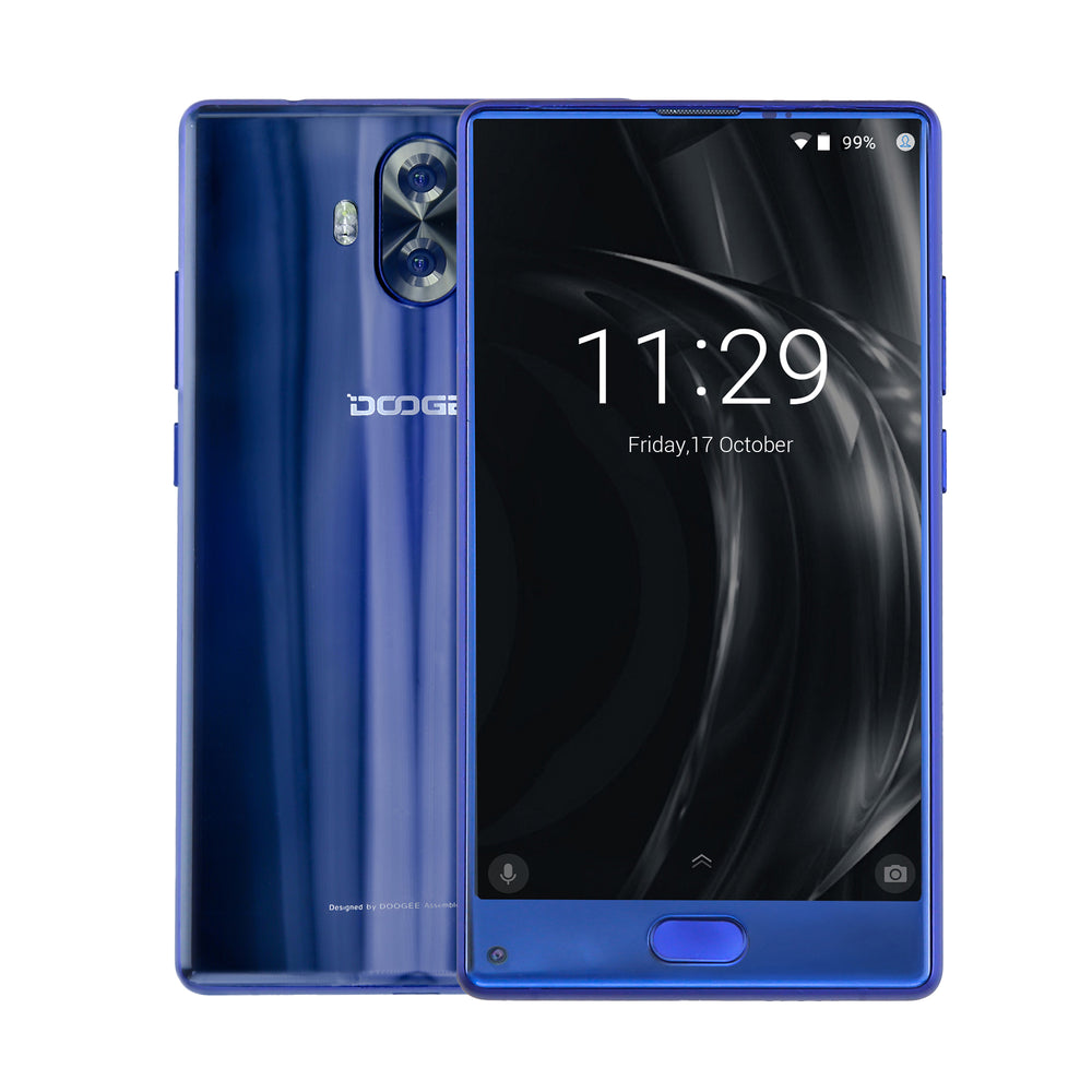 DOOGEE MIX Lite 5.2 Inch 2GB RAM+16GB ROM Smart Phone-Blue