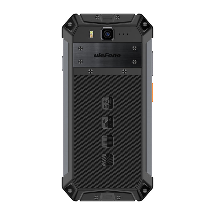 "Ulefone Armor 3 IP68 Waterproof Mobile Phone Android 8.1 5.7"" FHD+ Octa Core 4GB+64GB 21MP 10030mAh Black"