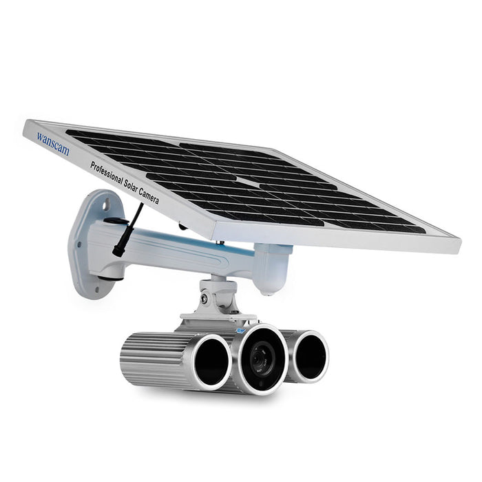 Wanscam HW0029-6 1080P 4G Solar Power IP Camera Starlight Night Vision Camera