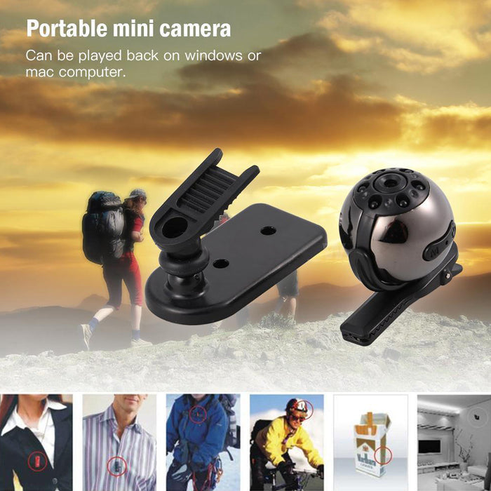 HD 1080P Security Mini IP Camera Night Vision Webcam Camcorder