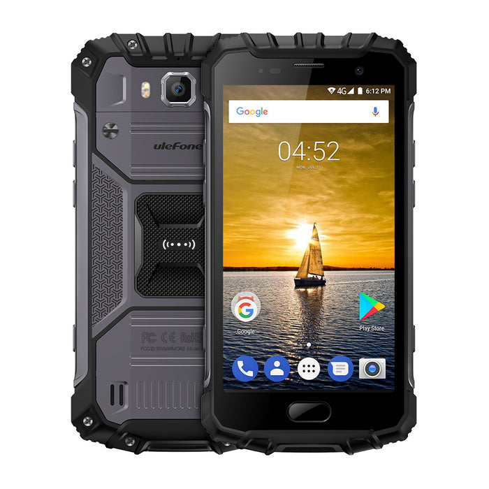 Ulefone Armor 2 5.0 inch Sharp Android 7.0 Smartphone-Black