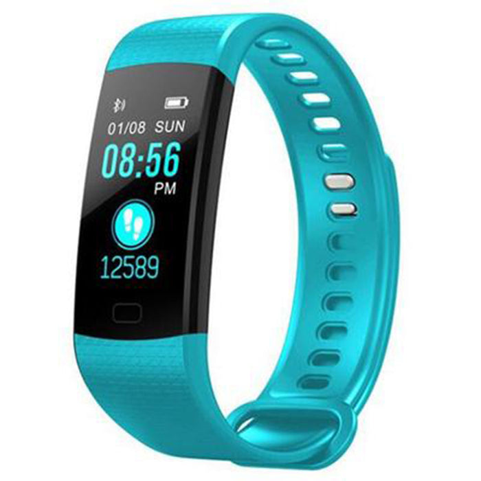 Y5 Color Screen Smart Wristband-Blue