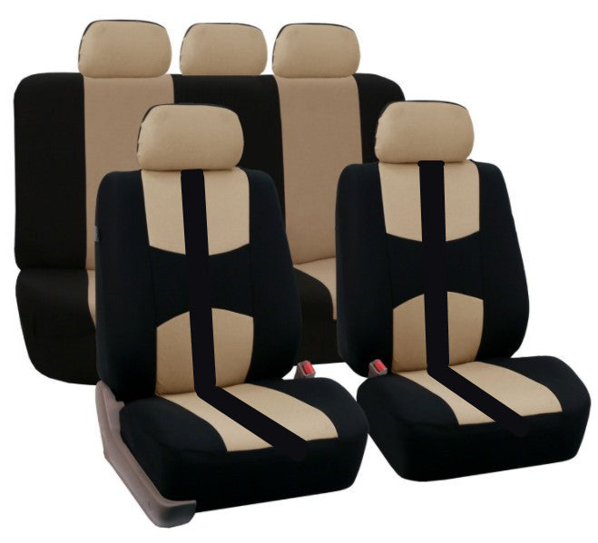 Meter 9Pcs Car Seat Covers