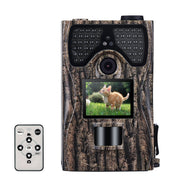 VENLIFE Trail Camera - 12MP Sensor, HD Resolutions, 48 IR LEDs, IP55 Waterproof Rating, 8 Months Standby