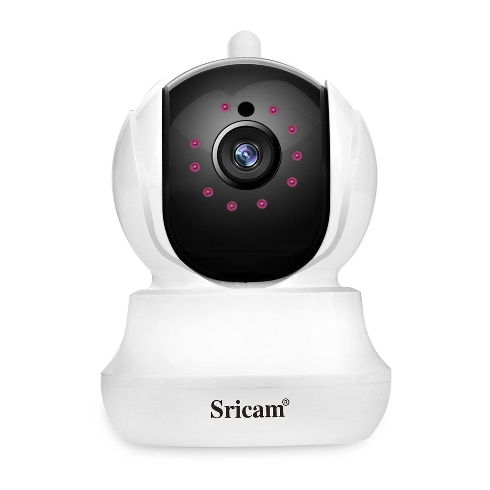 US Sricam SP020 HD 720P WiFi IP Security Indoor Camera IR-CUT Wireless Camera Home CCTV Baby Monitor-US
