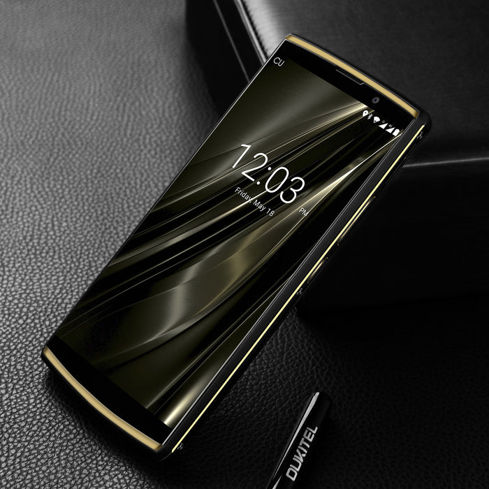OUKITEL K7 6 Inch MT6750T Android 8.1 4GB + 64GB Black Smart Phone